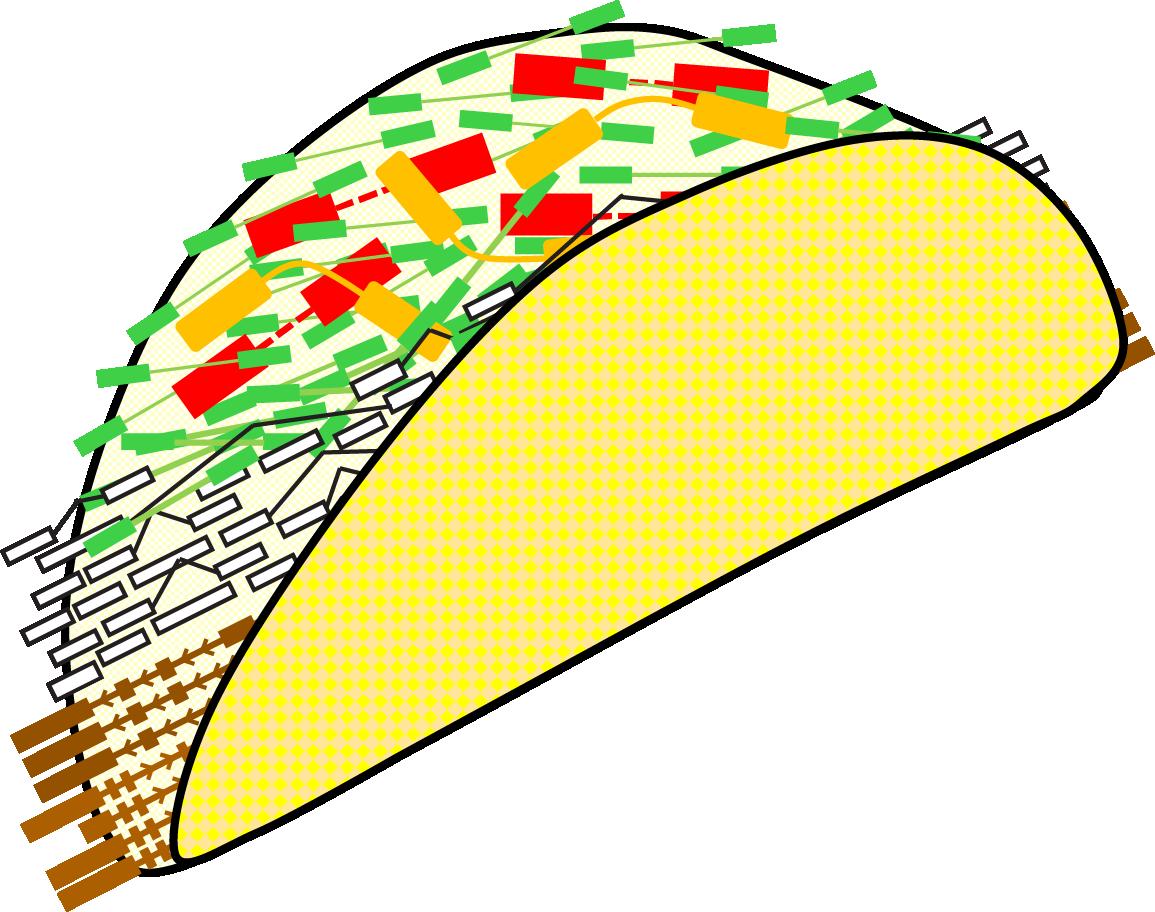 Medical abbreviations taco - Taco Icon
